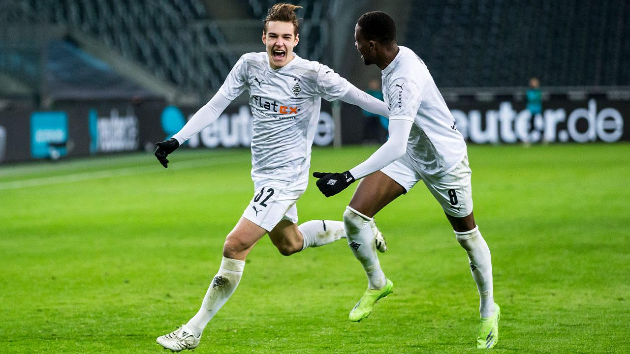 Monchengladbach Vs Bayern 3 2 Highlights 8 01 2021