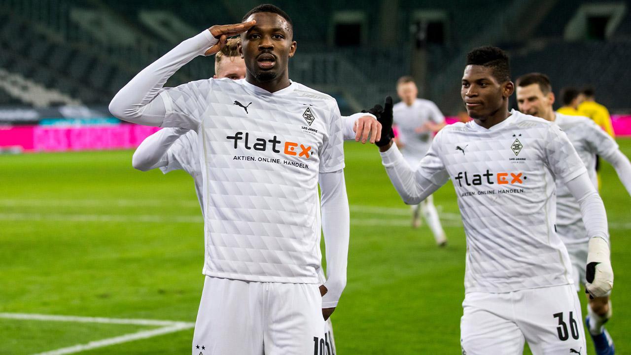 Monchengladbach Vs Bvb 4 2 Highlights Goals 22 01 2021