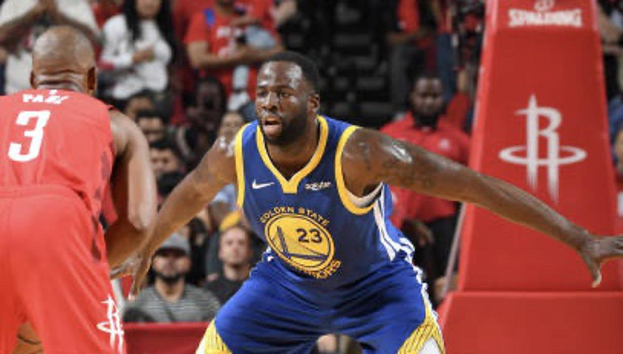 Draymond Green On Houston Rockets, 'A Stagnant Team Is The Easiest Team To Guard'