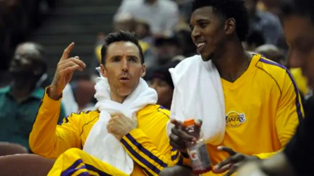 Nick Young's Hilarious Backhanded Compliment to Steve Nash That Opened His Eyes To Retirement,