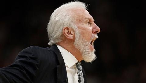 Gregg Popovich On BLM, 'People Who Don't Understand Black Lives Matter Or Are Offended By It Are Just Ignorant'
