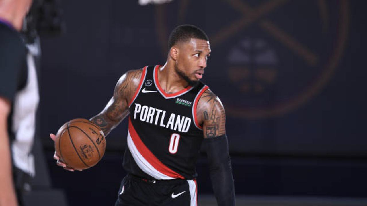 Damian Lillard On Being In The Zone, 'Its Like This Is In, This Is In, This Is In'