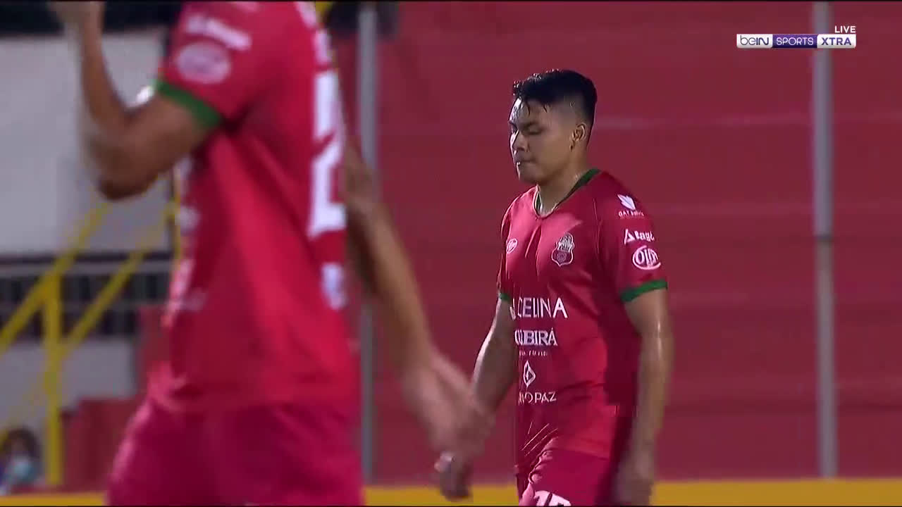 Guabirá 0 - [1] Independiente - Jonathan Herrera (Great Goal) 8'