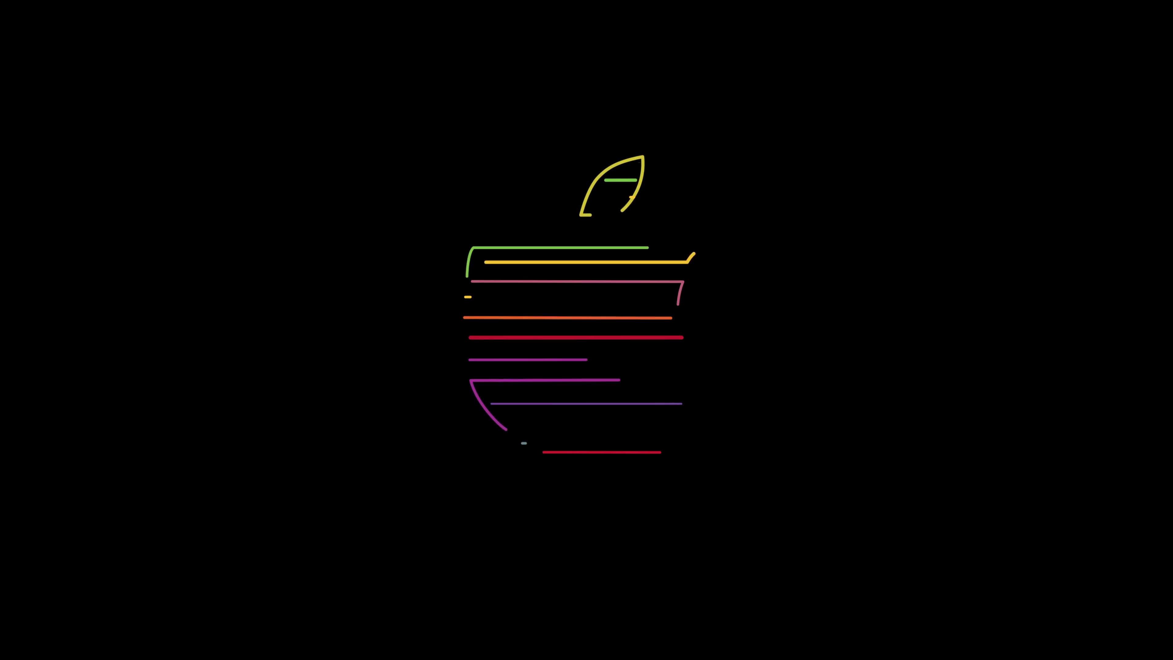 Apple Logo 4k Live Wallpaper Desktophut Com