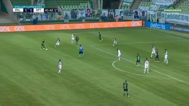 Palmeiras [2] - 1 Sport | Zé Rafael 42' (Great Goal)
