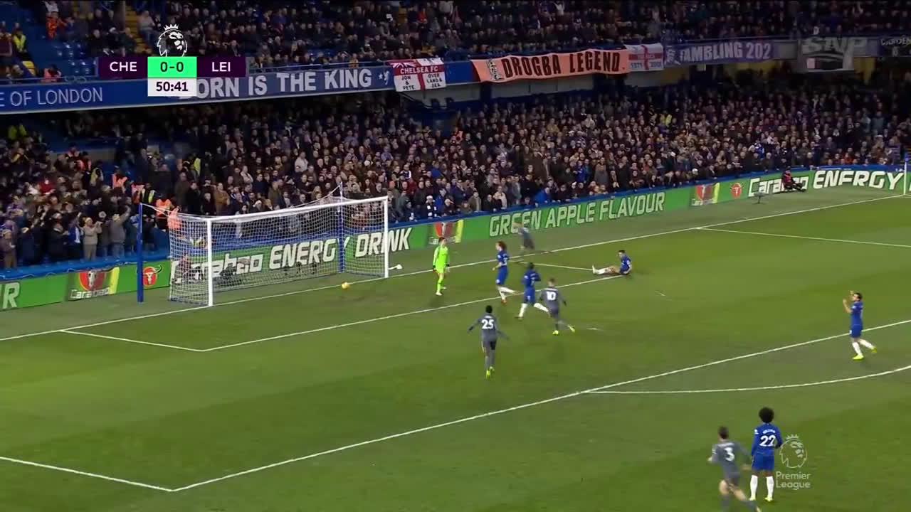 คลิปไฮไลท์ฟุตบอล คลิปไฮไลท์พรีเมียร์ลีก เชลซี 0-1 เลสเตอร์ ซิตี้ Chelsea  0-1 Leicester City HD   คลิปไฮไลท์พรีเมียร์ลีก เชลซี 0-1 เลสเตอร์ ซิตี้  Chelsea 0-1 Leicester City ดูบอลย้อนหลัง คลิปไฮไลท์พรีเมียร์ลีก เชลซี 0-1  เลสเตอร์ ซิตี้ Chelsea 0-1 ...