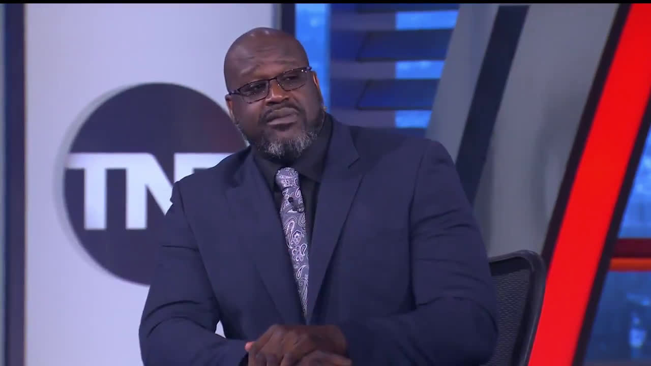 """[Highlight] Shaq has a message for Ben Simmons: """"You went to LSU. Man up."""""""