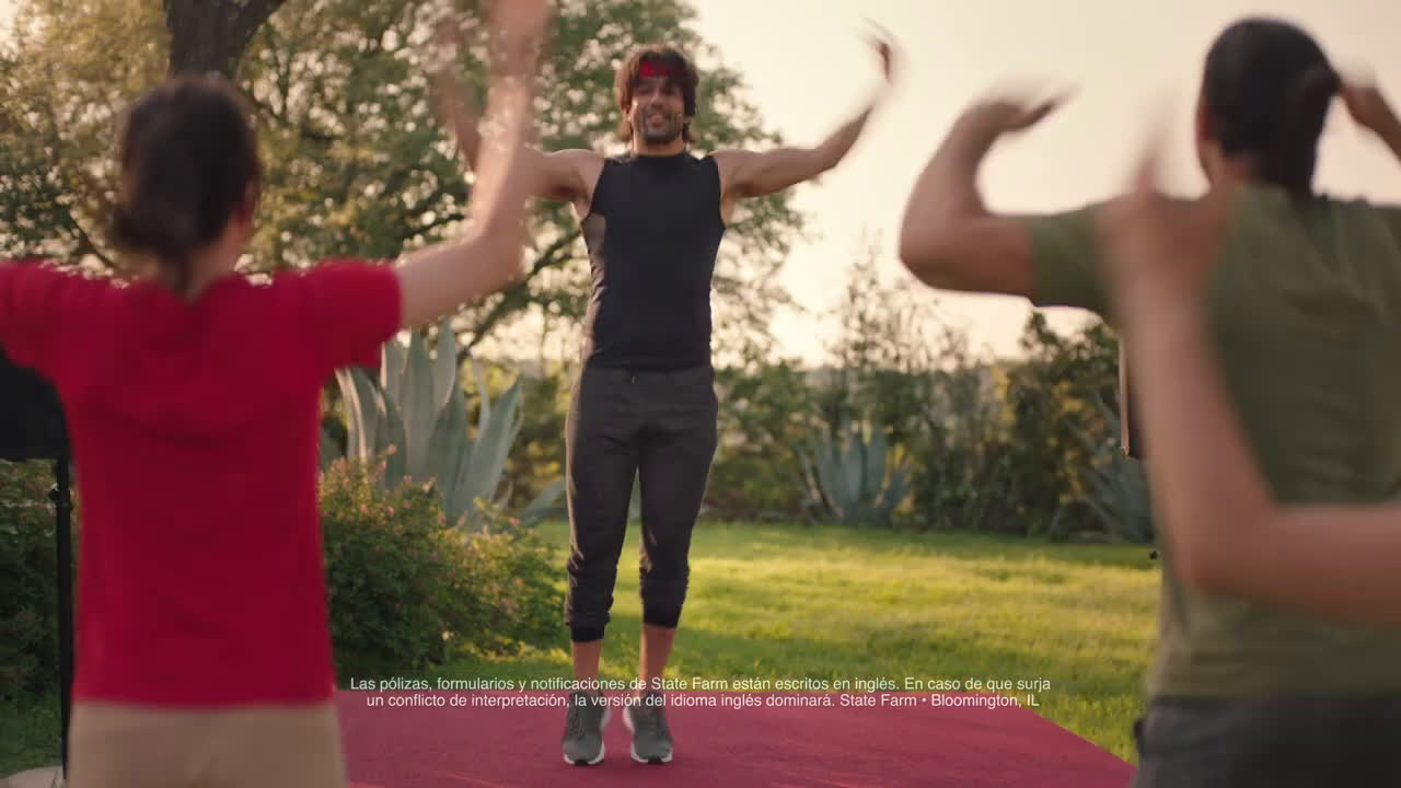 State Farm Gym State Farm Commercial Spanish Ad Commercial On Tv 2020