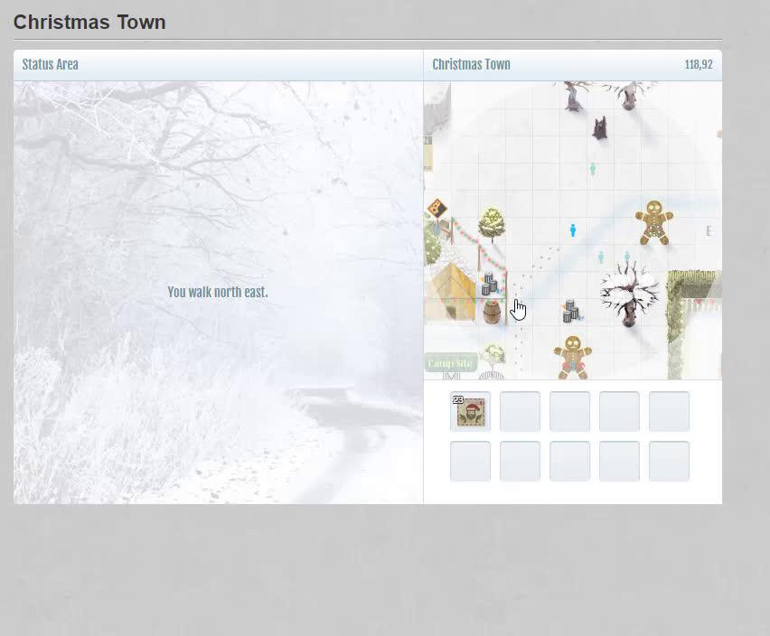 script] TORN   Christmas Town