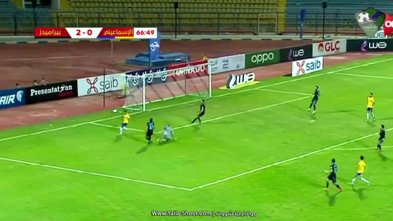 El Ismaily Pyramids Goals And Highlights