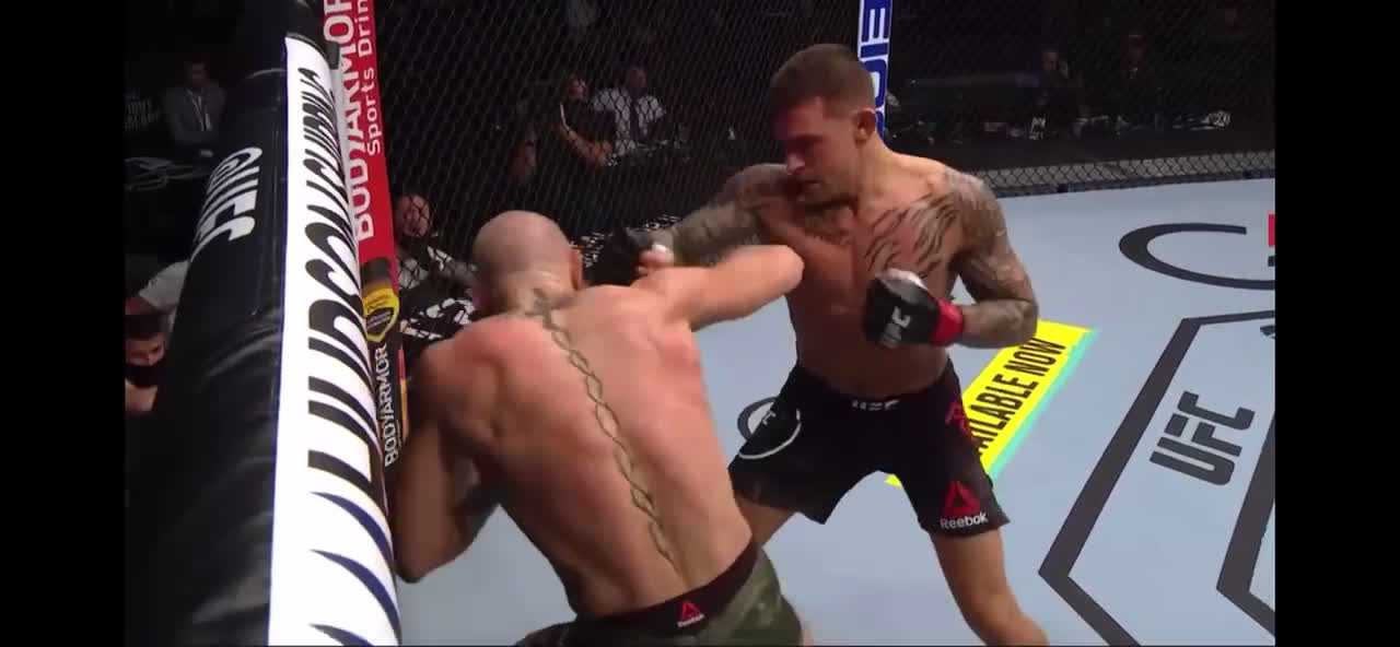 [SPOILER] Alt angle of Saturday's Main Event ending